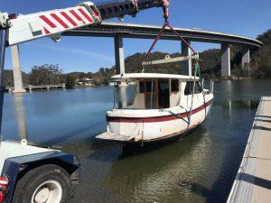 Marine Transport Australia